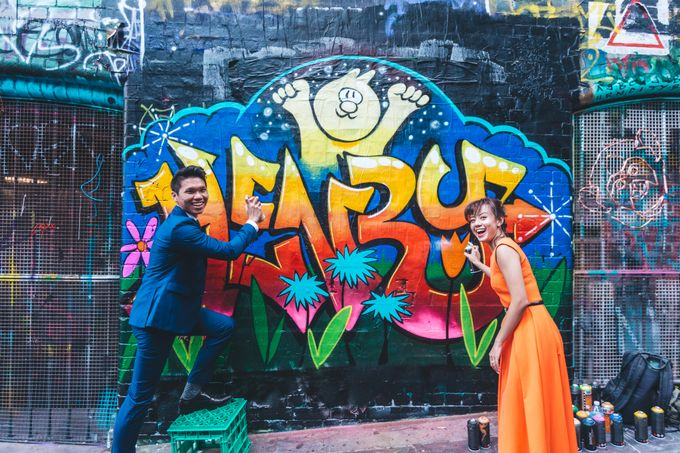 [Video] Melbourne Prewedding by Darren and Jade Photography - 021