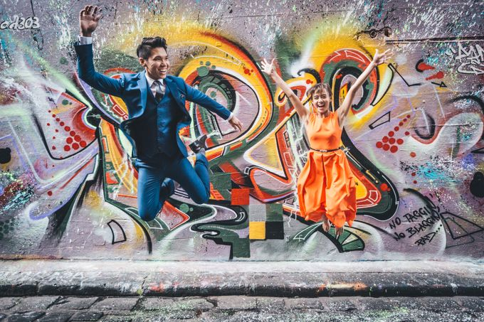 [Video] Melbourne Prewedding by Darren and Jade Photography - 023