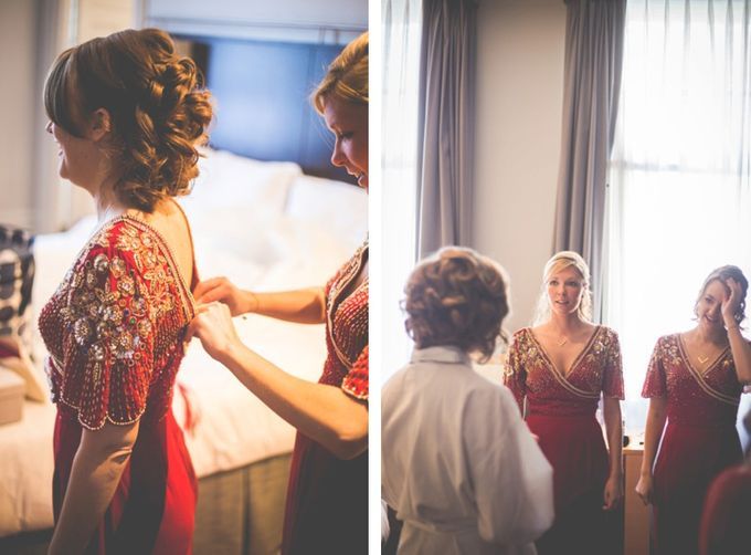 Wedding of Claire & Derhan by Shelby Ellis Photography - 007