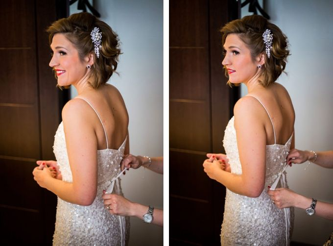 Wedding of Claire & Derhan by Shelby Ellis Photography - 009