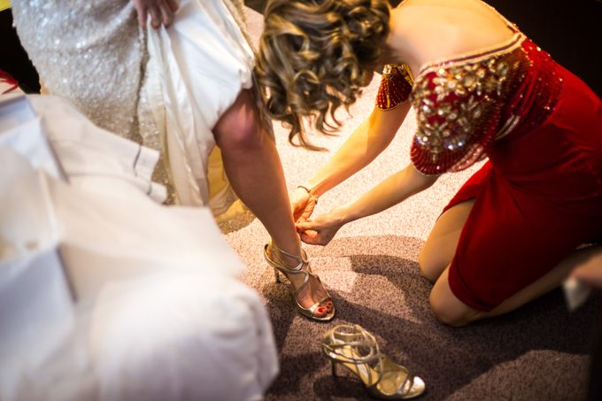 Wedding of Claire & Derhan by Shelby Ellis Photography - 010