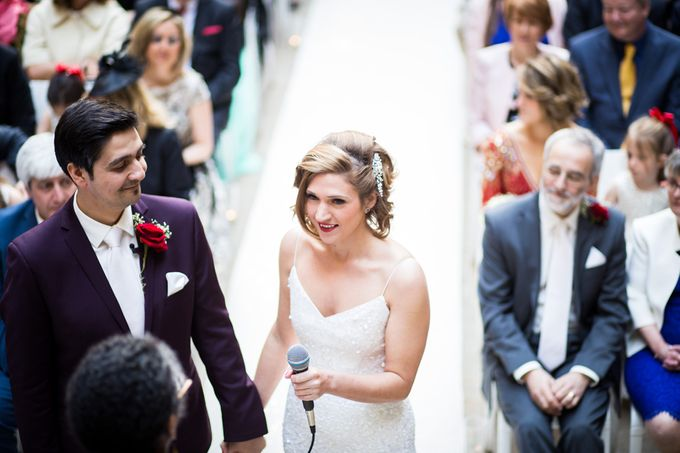 Wedding of Claire & Derhan by Shelby Ellis Photography - 018