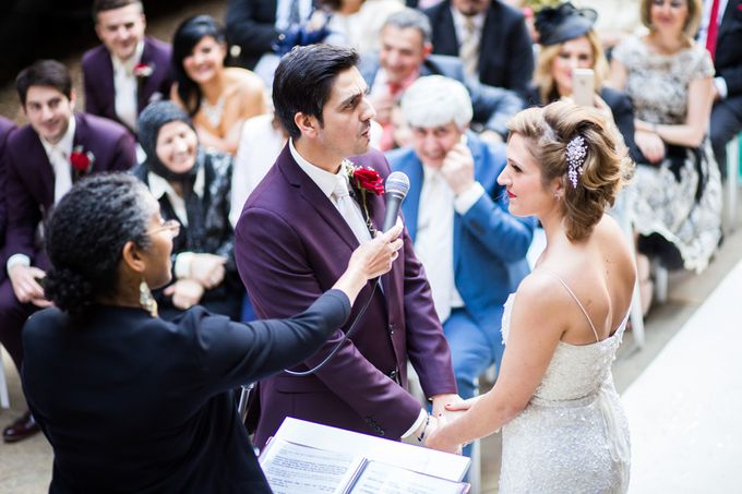 Wedding of Claire & Derhan by Shelby Ellis Photography - 019