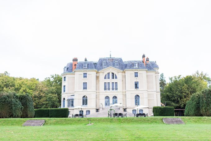 Multi-days astle wedding in France by Dorothée Le Goater Events - 001