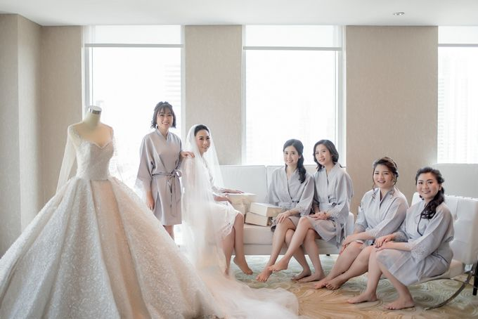 THE WEDDING OF ALVIN & CLARA by The Wedding Boutique - 005