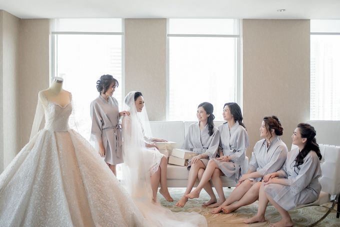 THE WEDDING OF ALVIN & CLARA by The Wedding Boutique - 006
