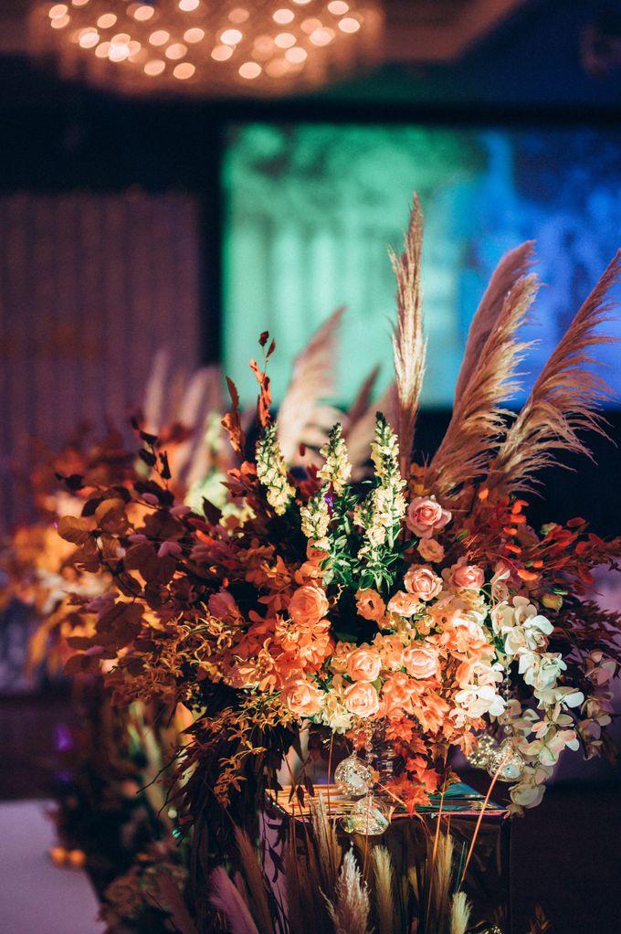 Sweet Autumn by Fleurs At Marrakesh - 008