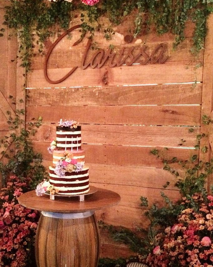 Sweet 17th Birthday - Clarissa by Lareia Cake & Co. - 001