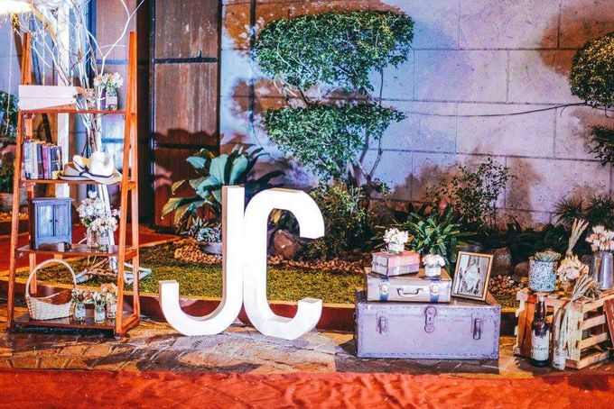 Rustic Vintage Wedding (photos By Dream Catchers) by Kathryn's Passion - 006