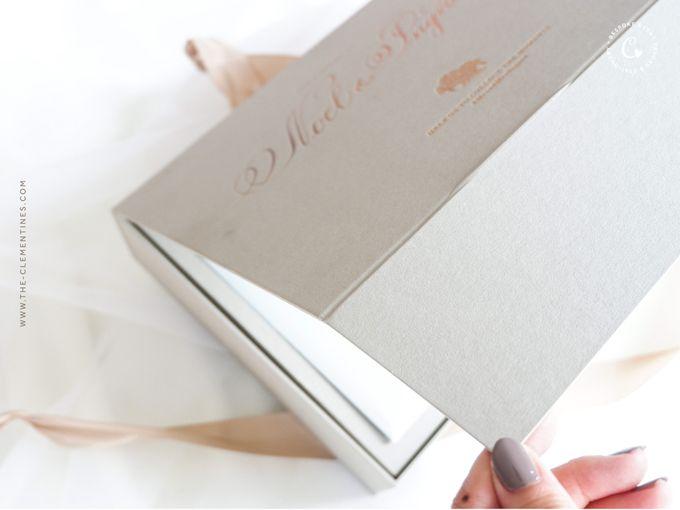 Noel & Ingrid VVIP Invitation Box by Veronica Halim Calligraphy - 002