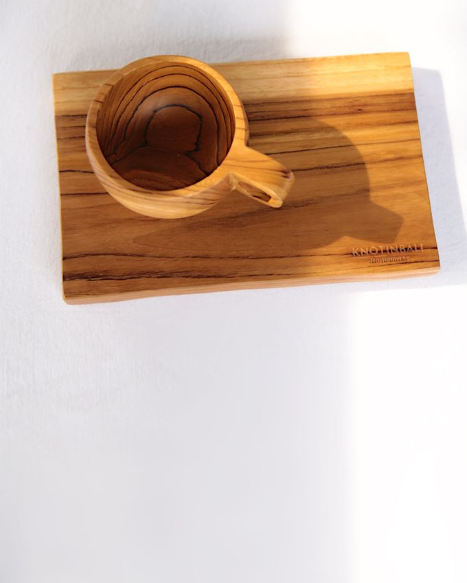 Our Teakwood Crafts by KNOTINBALI Homeware - 003