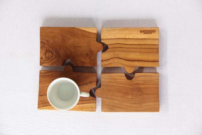 Our Teakwood Crafts by KNOTINBALI Homeware - 019