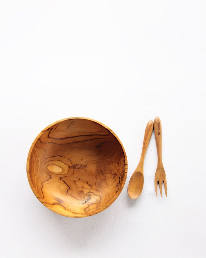 Our Teakwood Crafts by KNOTINBALI Homeware - 002