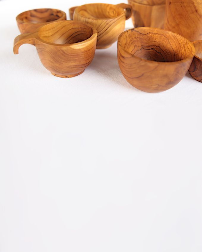 Our Teakwood Crafts by KNOTINBALI Homeware - 004