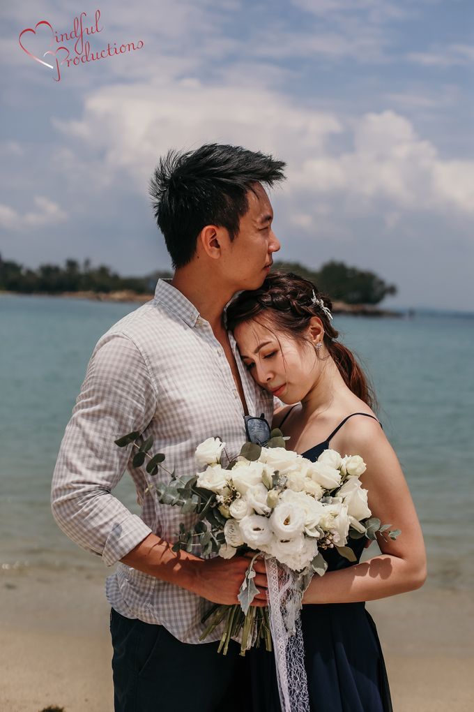 Pre Wedding shoot in Sentosa by Mindfulproduction - 001