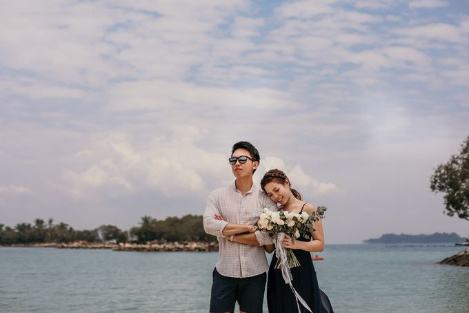 Pre Wedding shoot in Sentosa by Mindfulproduction - 011