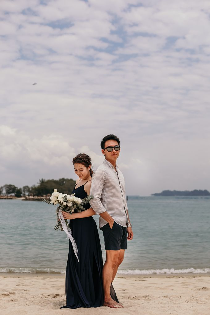 Pre Wedding shoot in Sentosa by Mindfulproduction - 012
