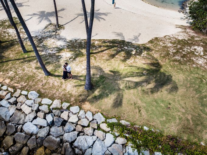Pre Wedding shoot in Sentosa by Mindfulproduction - 018