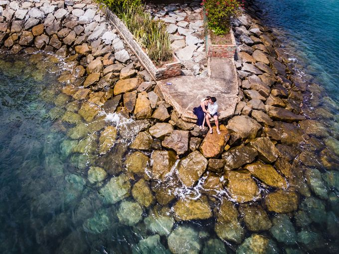 Pre Wedding shoot in Sentosa by Mindfulproduction - 019