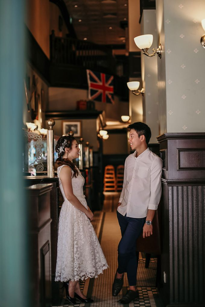 Pre Wedding shoot in Sentosa by Mindfulproduction - 003