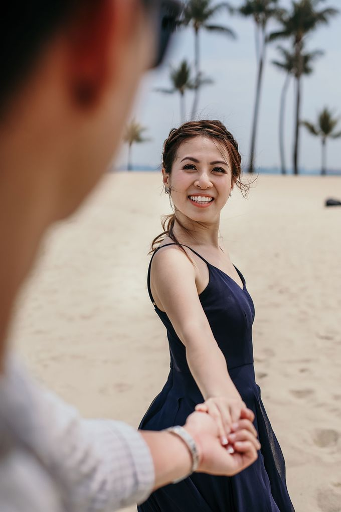Pre Wedding shoot in Sentosa by Mindfulproduction - 004