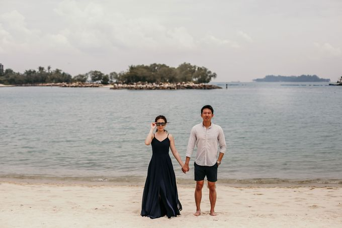 Pre Wedding shoot in Sentosa by Mindfulproduction - 006