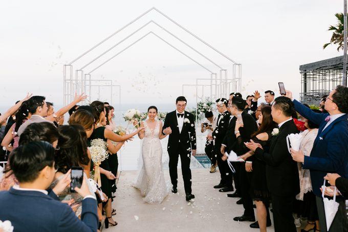 THE WEDDING OF CLEO & ANGELA by Alila Villas Uluwatu - 012