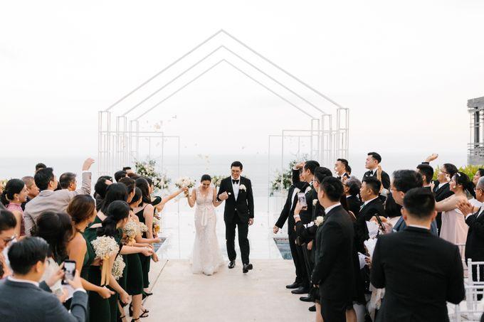 THE WEDDING OF CLEO & ANGELA by Alila Villas Uluwatu - 011