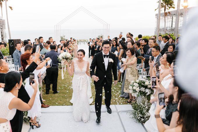 THE WEDDING OF CLEO & ANGELA by Alila Villas Uluwatu - 013