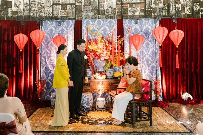 THE WEDDING OF CLEO & ANGELA by Alila Villas Uluwatu - 002