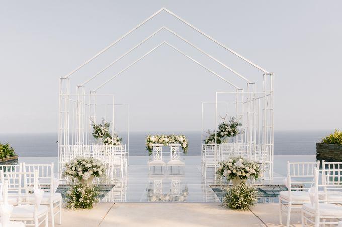 THE WEDDING OF CLEO & ANGELA by Alila Villas Uluwatu - 004