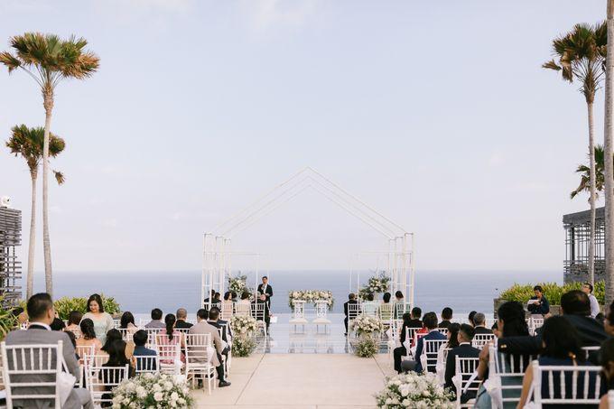 THE WEDDING OF CLEO & ANGELA by Alila Villas Uluwatu - 009