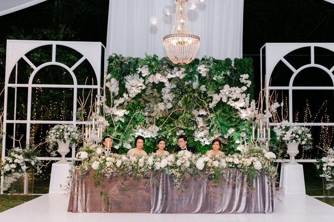 THE WEDDING OF CLEO & ANGELA by Alila Villas Uluwatu - 021