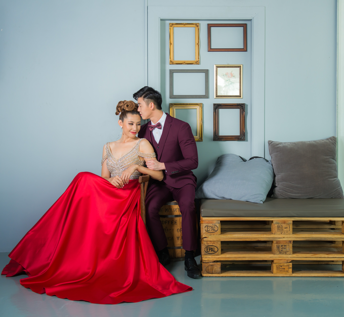 Style Pre-Wedding Photography  by Click4Loves Photography - 003