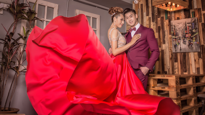 Style Pre-Wedding Photography  by Click4Loves Photography - 008