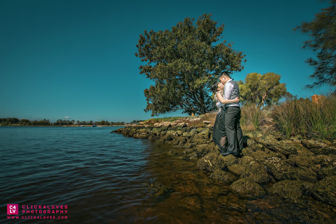 Perth Pre Wedding Photography by Click4Loves Photography - 002
