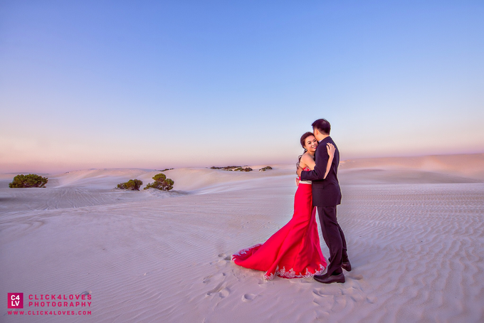Perth Pre Wedding Photography by Click4Loves Photography - 004