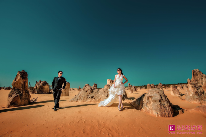 Perth Pre Wedding Photography by Click4Loves Photography - 006