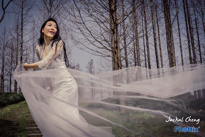 Shanghai Pre Wedding Photography by Click4Loves Photography - 004