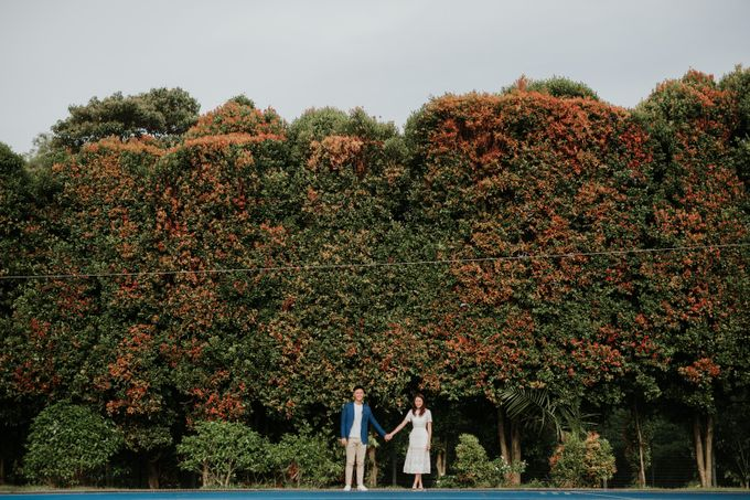 Clinton & Claire - Nanyang Polytechnic Engagement Shoot by Pixioo Photography - 017