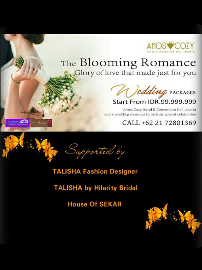 Amoz WEDDING PACKAGE by TALISHA - 001