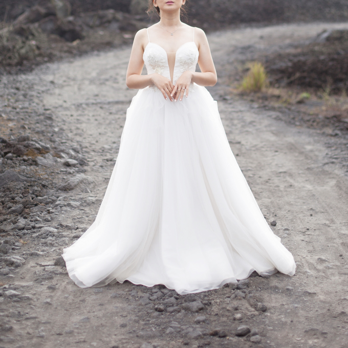 Pre-Wedding Gown by Cloche Atelier - 008