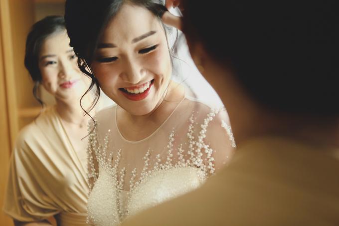 Anndy & Vinny's Wedding by Cloche Atelier - 001