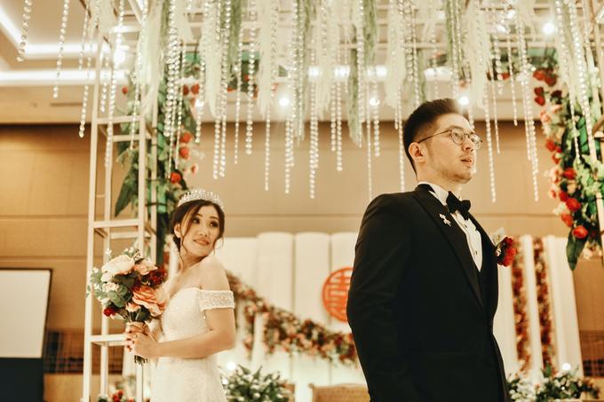 Anndy & Vinny's Wedding by Cloche Atelier - 003