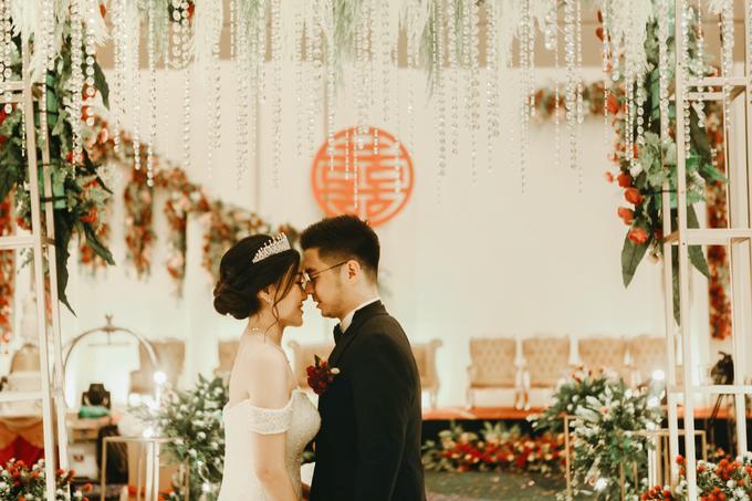 Anndy & Vinny's Wedding by Cloche Atelier - 004