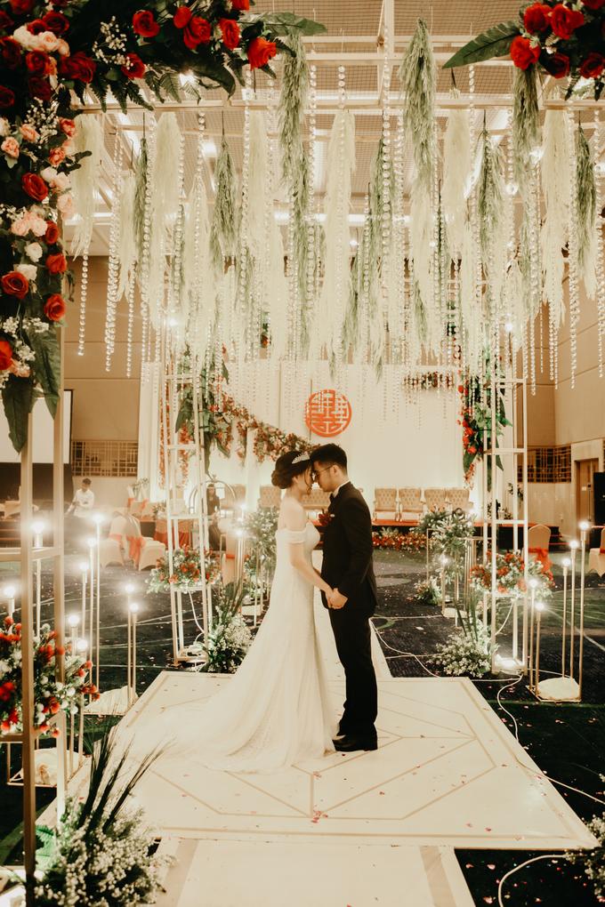 Anndy & Vinny's Wedding by Cloche Atelier - 005