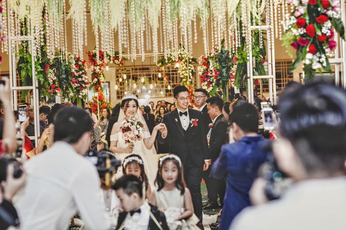 Anndy & Vinny's Wedding by Cloche Atelier - 006