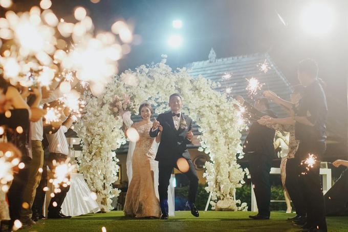 Romantic Glamorous Wedding by Cloris Decoration & Planner - 005