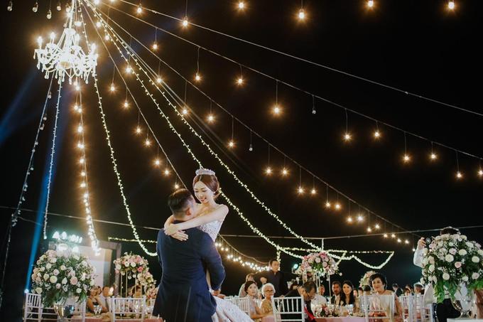 Romantic Glamorous Wedding by Cloris Decoration & Planner - 004