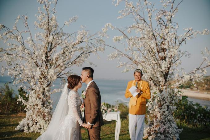 Romantic Glamorous Wedding by Cloris Decoration & Planner - 006